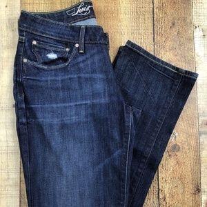 Levi's Bold Curve Straight Leg Jeans AL11